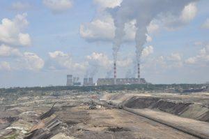 électricité Centrale charbon