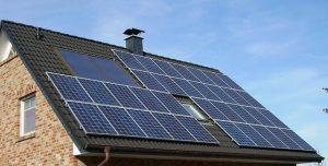 grappe photovoltaïque