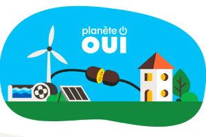 Electricité verte Planète OUI